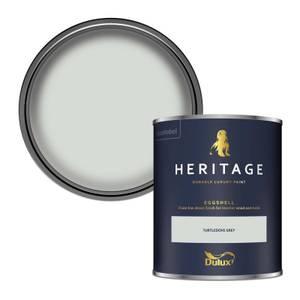 Dulux Heritage Eggshell Paint - Turtle Dove Grey - 750ml
