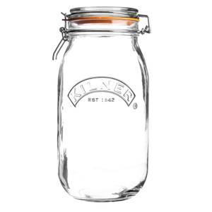 Kilner Clip Top Round Jar - 2L