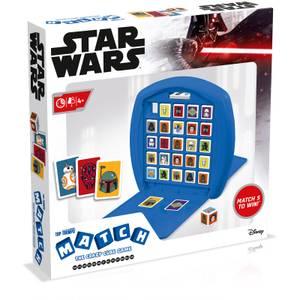 Star Wars Top Trumps Match Board Game