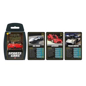 Sports Cars Top Trumps Classics Card Game