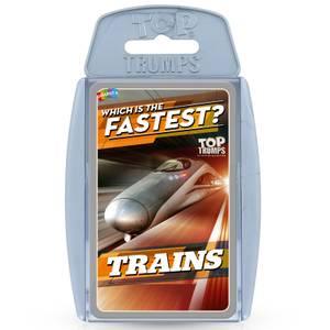 Trains Top Trumps Classics Card Game