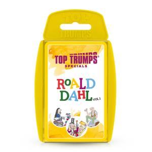 Roald Dahl Top Trumps Specials Card Game - Volume 1