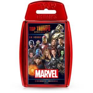 Marvel Cinematic Universe Top Trumps Specials Card Game