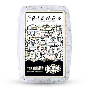 Friends Top Trumps Limited Editions Card Game