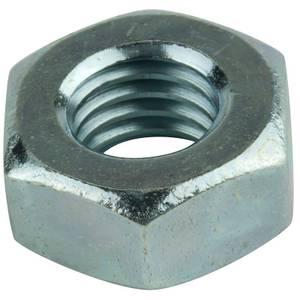 Pinnacle Hex Nuts M4 Zinc Plated - 50 Pack