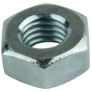 Pinnacle Hex Nuts M5 Zinc Plated - 10 Pack