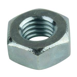 Hex Nuts - Zinc Plated - M5 - 50 Pack