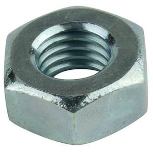 Pinnacle Hex Nuts M10 Zinc Plated - 25 Pack