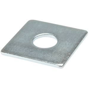 Pinnacle Square Washers M12 Zinc Plated - 10 Pack