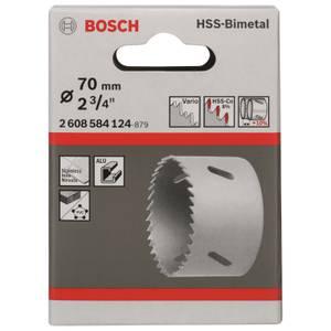 HSS Bi-Metal Holesaw - 70mm