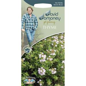 David Domoney Thyme  Seeds
