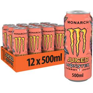 Monster Monarch 12 x 500ml
