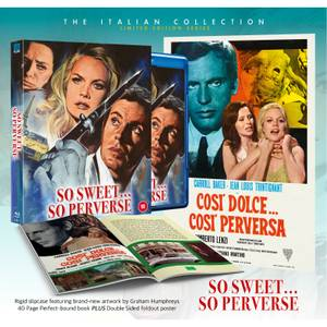 So Sweet... So Perverse - Deluxe Collector's Edition