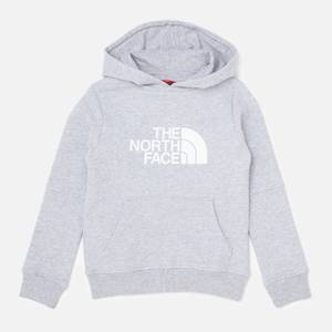 The North Face Boys' Youth Drew Peak Light Hoodie - Grey