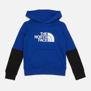 The North Face Boys' Youth Drew Peak Light Hoodie - Blue