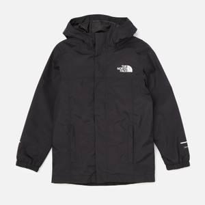 The North Face Boys' Resolve Reflective Jacket - Black