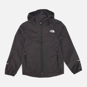 The North Face Boys' Reactor Wind Jacket - Black