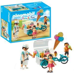 Playmobil Family Fun Ice Cream Cart (9426)