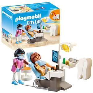 Playmobil City Life Hospital Dentist with Tooth Storage Box (70198)