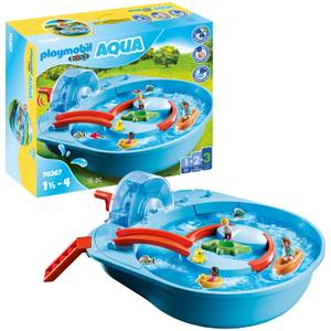 Playmobil AQUA Splish Splash Water Park For 18+ Months (70267)