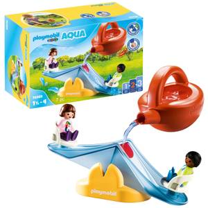 Playmobil AQUA Water Seesaw with Watering Can For 18+ Months (70269)