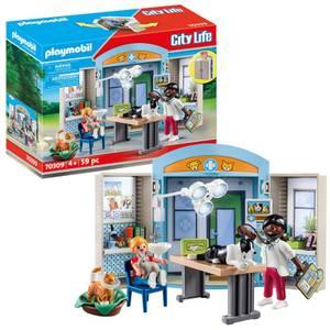 Playmobil Vet Clinic Play Box (70309)