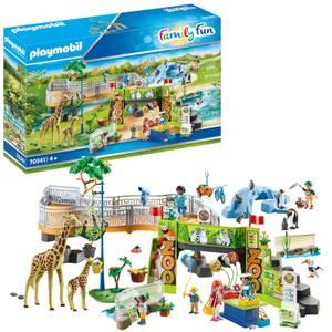 Playmobil Family Fun Large Zoo (70341)