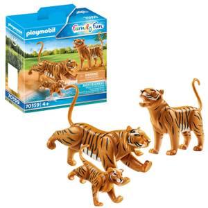 Playmobil Family Fun Tigers with Cub (70359)