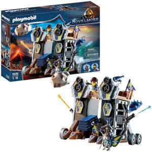 Playmobil Novelmore Knights Mobile Fortress with Water Cannon (70391)