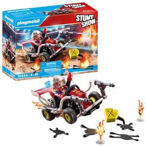 Playmobil Stunt Show Fire Quad (70554)
