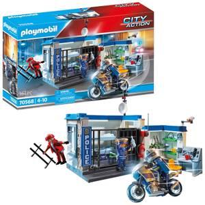 Playmobil City Action Police Prison Escape (70568)