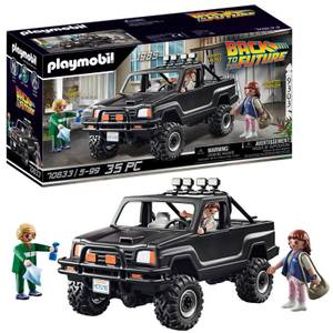Back to the Future - Pick-up de Marty