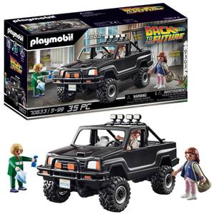 Playmobil Back to the Future - Pick-up de Marty (70633)