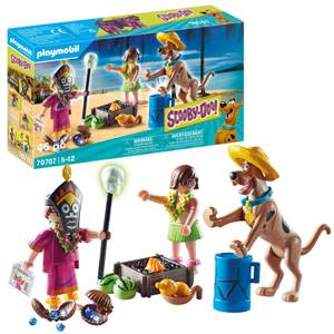 Playmobil SCOOBY-DOO! Adventure with Witch Doctor (70707)