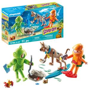 Playmobil SCOOBY-DOO! Adventure with Ghost Diver (70708)