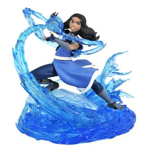 Diamond Select Avatar: The Last Airbender Gallery PVC Figure - Katara