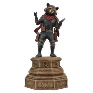 Diamond Select Marvel Gallery Avengers: Endgame PVC Figure - Rocket Raccoon