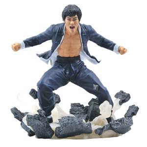 Diamond Select Bruce Lee Gallery Earth Statue