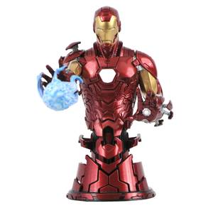 Diamond Select Marvel Comic Iron Man Bust
