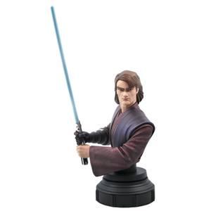 Gentle Giant Star Wars: The Clone Wars 1/7 Scale Bust - Anakin Skywalker