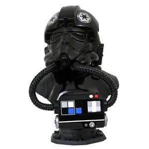 Diamond Select Star Wars Legends In 3D 1/2 Scale Bust - TIE Fighter Pilot
