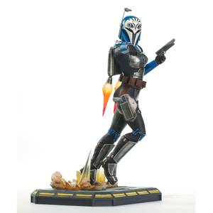 Gentle Giant Star Wars The Clone Wars Bo Katan 1/7 Scale Statue