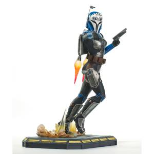 Gentle Giant Star Wars: The Clone Wars Bo Katan 1/7 Scale Statue