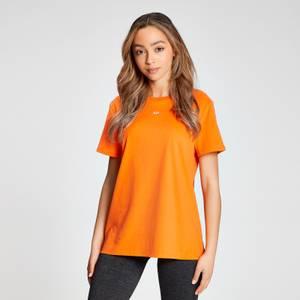 MP Dames Limited Edition Nederland Korte Mouwen T-Shirt - Oranje