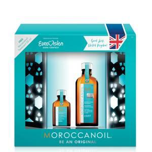 Moroccanoil Treatment Light Duo (Worth £46.30)