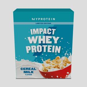 Impact Whey Protein - Limited Edition Cereal Milk