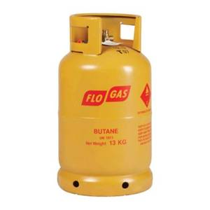 Flogas Butane Gas Cylinder 13kg