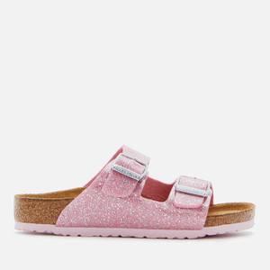 Birkenstock Arizona Cosmic Sparkle Sandals - Cosmic Sparkle Candy Pink