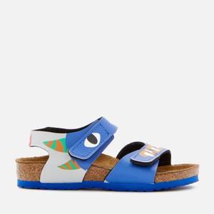 Birkenstock Palu Kids' Sandals - Monster Ultra Blue