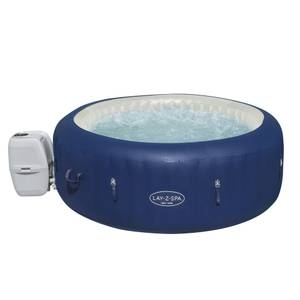 New York Lay-Z-Spa Airjet 4-6 Person Hot Tub with FREE Cleani